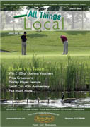 click here to view issue 1 of All Things Local