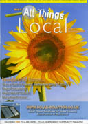 click here to view issue 2  of All Things Local