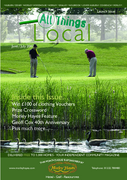 Page 1 - All Things Local - issue 1